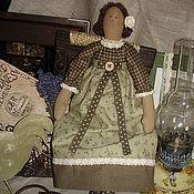 Куклы и игрушки ручной работы. Ярмарка Мастеров - ручная работа Вторая Тильда-барышня. Handmade.