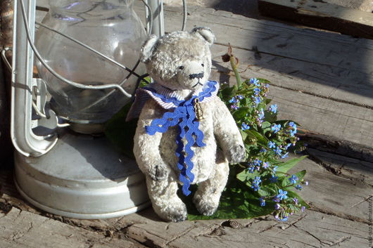 Мишки Тедди ручной работы. Ярмарка Мастеров - ручная работа. Купить Lost bear..... Handmade. Мишка тедди