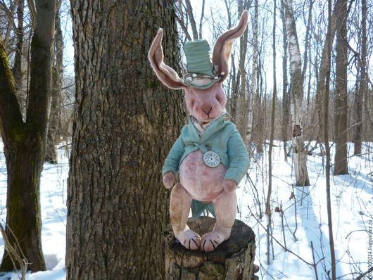 Мишки Тедди ручной работы. Ярмарка Мастеров - ручная работа. Купить Мартовский заяц. Handmade. Бледно-розовый, друзья тедди