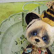 Куклы и игрушки ручной работы. Ярмарка Мастеров - ручная работа Баклажанчик. Handmade.