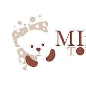 Дизайн и реклама ручной работы. Ярмарка Мастеров - ручная работа логотип для мастера игрушек. Handmade.