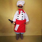 Повар итальянец тильда