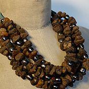 "Украшения handmade. Livemaster - original item Necklace ""Kenia"". Handmade."