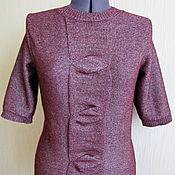 """Одежда ручной работы. Ярмарка Мастеров - ручная работа Вязаный пуловер """"Soffstar"""". Handmade."""