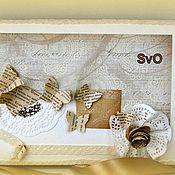 Подарки к праздникам ручной работы. Ярмарка Мастеров - ручная работа Воспоминания. Handmade.