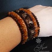 Украшения handmade. Livemaster - original item Bracelets: