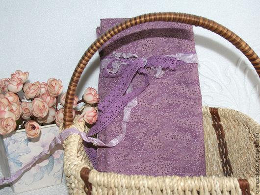 Шитье ручной работы. Ярмарка Мастеров - ручная работа. Купить Японская ткань  сиреневая веточки. Handmade. Ткань, американские ткани