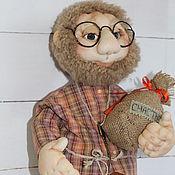 Куклы и игрушки handmade. Livemaster - original item Brownie PASHA. Handmade.