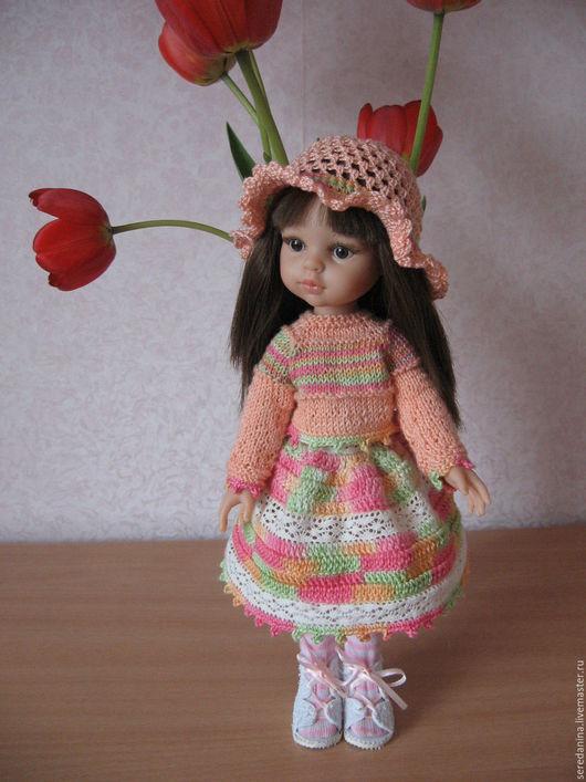 Одежда для кукол ручной работы. Ярмарка Мастеров - ручная работа. Купить Одежда для куклы Паола Рейна рост 32см. Handmade.