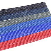 Материалы для творчества handmade. Livemaster - original item Lace leather Stingray 40 cm. Handmade.