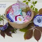 Мой маленький цветочный мир - Ярмарка Мастеров - ручная работа, handmade