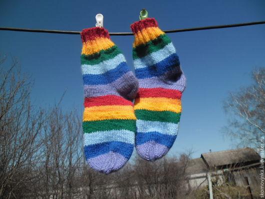 Детские носочки.