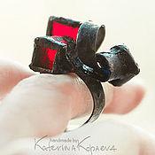 Украшения ручной работы. Ярмарка Мастеров - ручная работа Сhapiteau ring. Handmade.