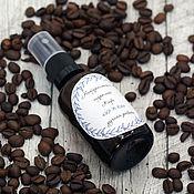 Косметика ручной работы handmade. Livemaster - original item Oily and combination natural Arabica Coffee. Handmade.