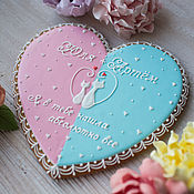 Сувениры и подарки handmade. Livemaster - original item Great gift gingerbread 20 cm. Handmade.
