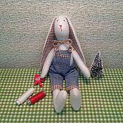 Куклы и игрушки ручной работы. Ярмарка Мастеров - ручная работа Зайка Марс. Handmade.