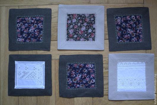 Текстиль, ковры ручной работы. Ярмарка Мастеров - ручная работа. Купить Салфетка. Handmade. Салфетка, подарок на новоселье