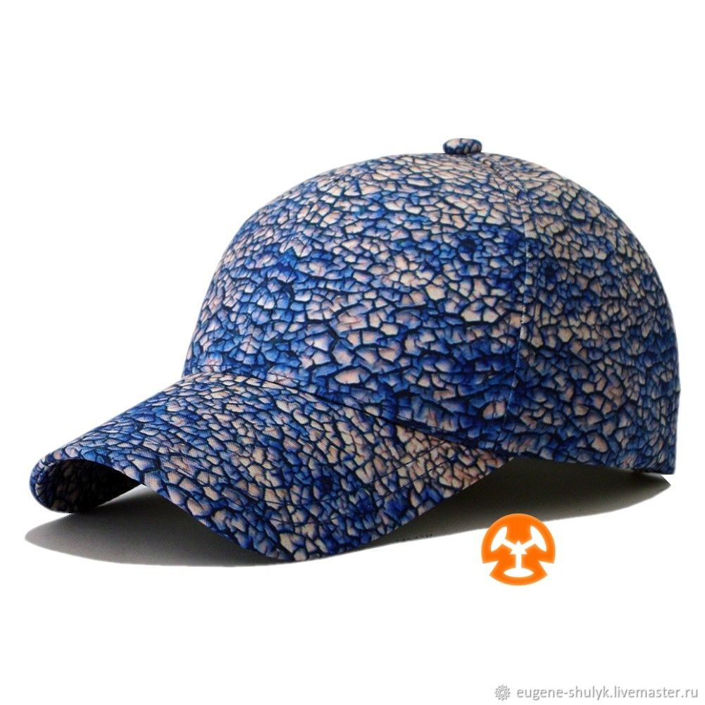 Full print baseball cap Old paint, Baseball caps, Moscow,  Фото №1