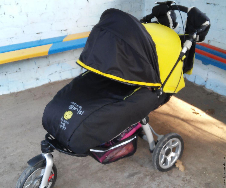 Козырек для коляски своими руками мастер класс фото 140