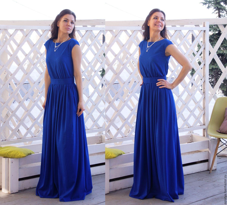 Платье летнее длинное на свадьбу