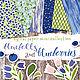 Открытки и скрапбукинг ручной работы. Ярмарка Мастеров - ручная работа. Купить Мини-коллекция цифровой скрапбумаги Bluebells and blueberries. Handmade.