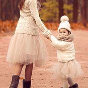 Одежда ручной работы. Ярмарка Мастеров - ручная работа Пышные Юбки пачки для мамы и дочки. Handmade.
