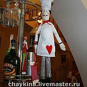 Куклы и игрушки ручной работы. Ярмарка Мастеров - ручная работа Повар Марио. Handmade.