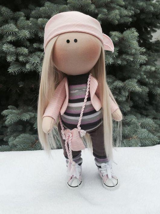 Куклы тыквоголовки ручной работы. Ярмарка Мастеров - ручная работа. Купить Кукла Маша. Handmade. Кукла ручной работы