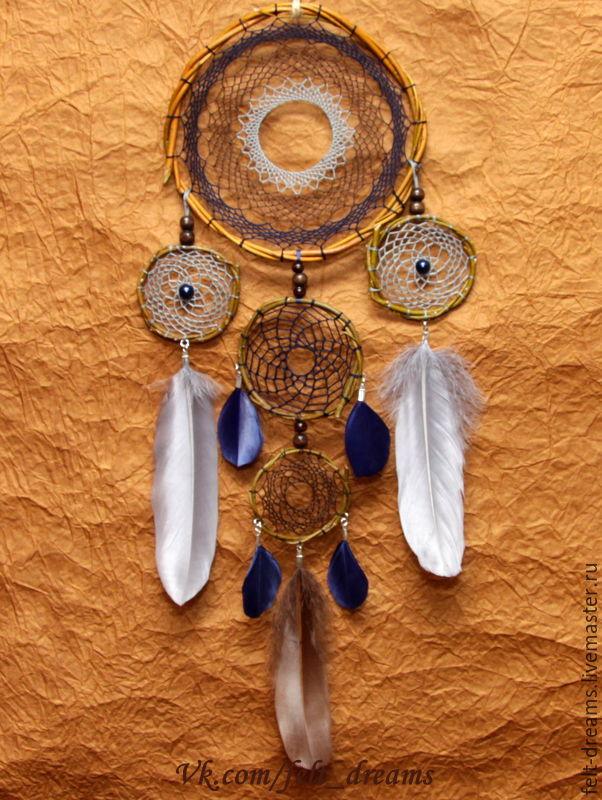 """Ловец снов """"Телула"""", в переводе с индейского-прыгающая вода, Ловцы снов, Магнитогорск, Фото №1"""