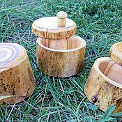 Для дома и интерьера handmade. Livemaster - original item The box is in eco style. Handmade.