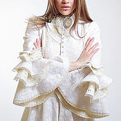 """Одежда ручной работы. Ярмарка Мастеров - ручная работа Пальто """"Историческое"""". Handmade."""