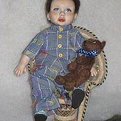 Куклы и игрушки ручной работы. Ярмарка Мастеров - ручная работа АНТОШКА. Handmade.