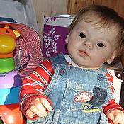 Куклы и игрушки ручной работы. Ярмарка Мастеров - ручная работа Кукла реборн Ларри. Handmade.
