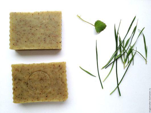 ТРАВЫ органическое мыло с травами