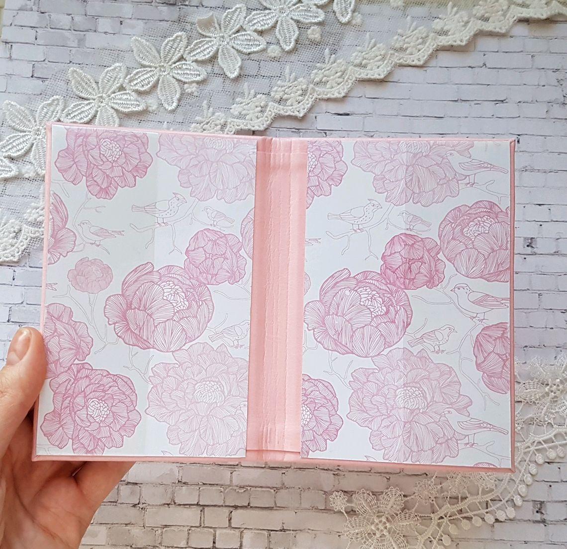 Как сделать обложку для паспорта своими руками скрапбукинг