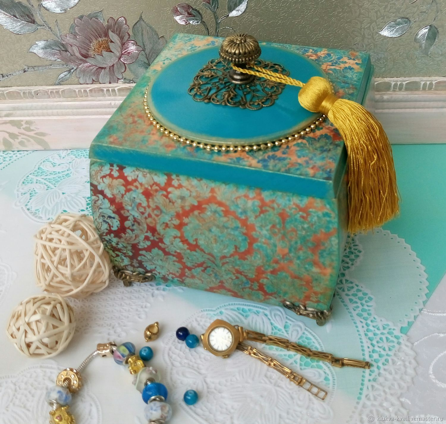 Box of cherished things, Box, Moscow,  Фото №1