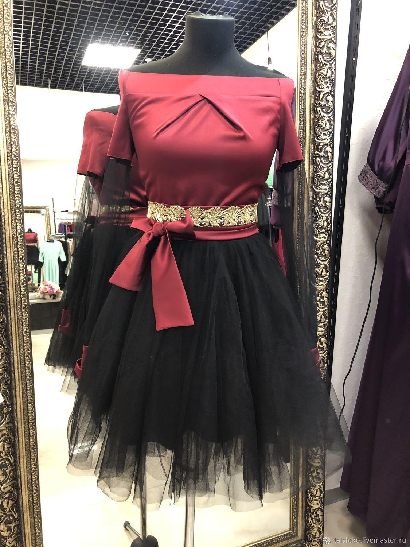 Платье Стрекоза черное, Платья, Москва,  Фото №1