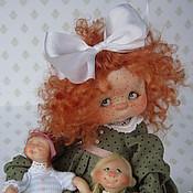 """Куклы и игрушки ручной работы. Ярмарка Мастеров - ручная работа """"Поппи"""". Handmade."""
