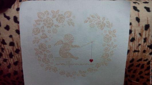 Символизм ручной работы. Ярмарка Мастеров - ручная работа. Купить ангел. Handmade. Ангелок, ангел, белый, знаки, религия