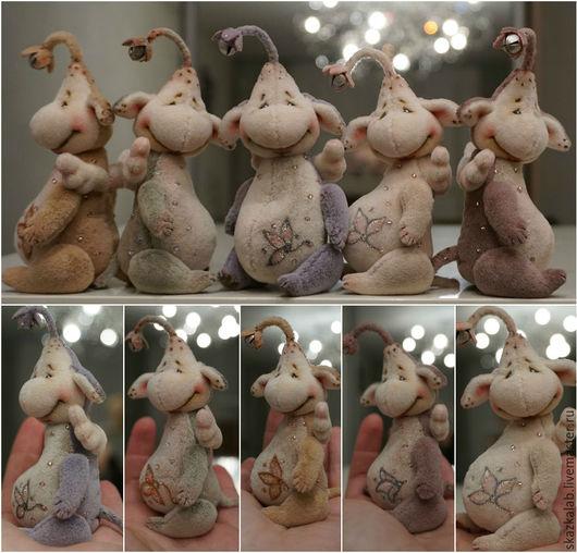 Мишки Тедди ручной работы. Ярмарка Мастеров - ручная работа. Купить Дримы. Handmade. Комбинированный, эльф, тонировка маслом