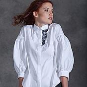 Одежда ручной работы. Ярмарка Мастеров - ручная работа Блузка MISS. Handmade.