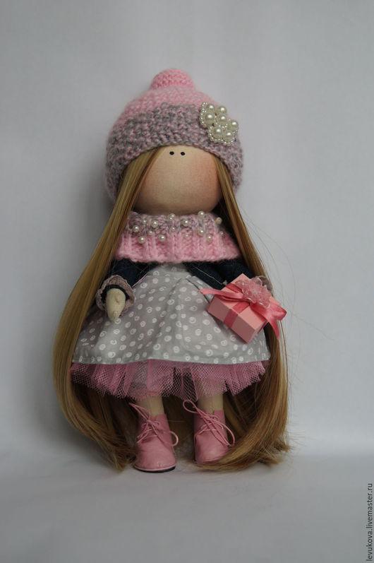 Коллекционные куклы ручной работы. Ярмарка Мастеров - ручная работа. Купить интерьерная кукла. Handmade. Интерьерная кукла, хендмейд