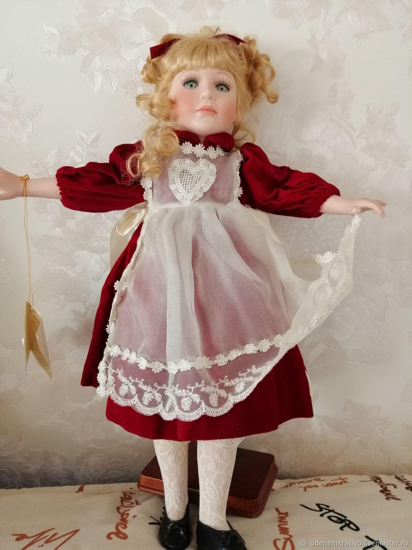 Кукла винтаж  Дорогуша, Куклы и пупсы, Санкт-Петербург,  Фото №1