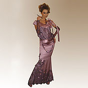 Одежда handmade. Livemaster - original item Evening dress from the collection