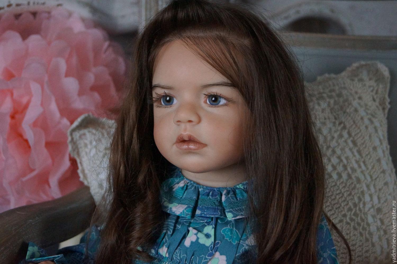 кукла реброн Самира 1 ( Regina Swialkowski), Куклы Reborn, Челябинск,  Фото №1