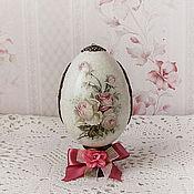 Подарки к праздникам handmade. Livemaster - original item Big Easter egg