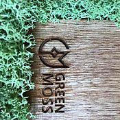 Дизайн и реклама ручной работы. Ярмарка Мастеров - ручная работа Логотип в экостиле. Handmade.
