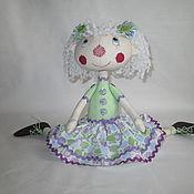 Куклы и игрушки ручной работы. Ярмарка Мастеров - ручная работа Агнеша,текстильная интерьерная кукла. Handmade.