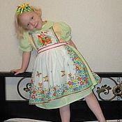 Работы для детей, handmade. Livemaster - original item Dress