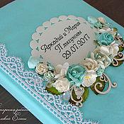 Свадебный салон ручной работы. Ярмарка Мастеров - ручная работа фотоальбом на 200 фото (цвет любой). Handmade.
